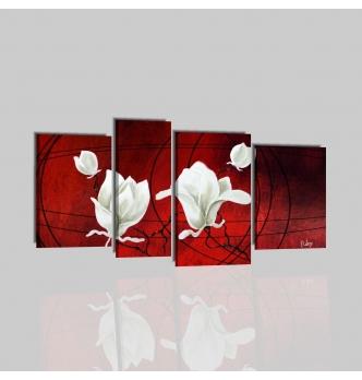 KATIE - Quadri moderni con fiori