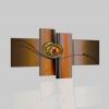 FANY - Quadri moderni colore principale marrone