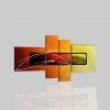 BRALIS - Quadri moderni arancione