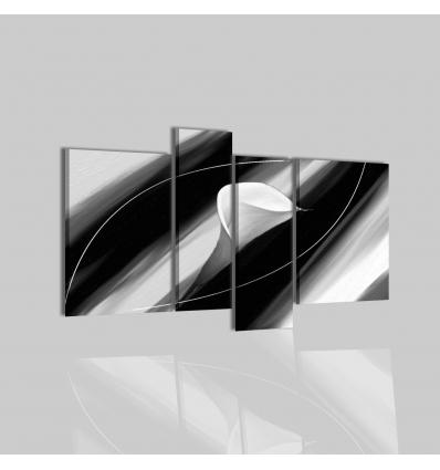 GERDA - Quadri moderni con fiore
