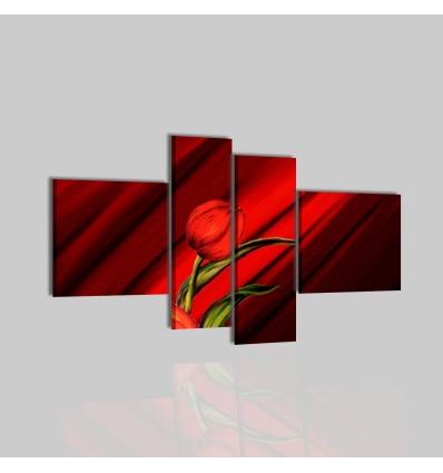 MARTINA - Quadri con fiore