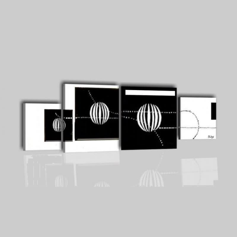Quadri astratti in bianco e nero cuba for Quadri in bianco e nero moderni