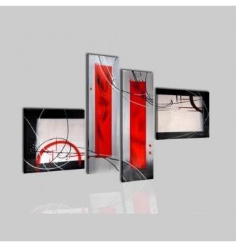 GEOMETRIA E ARTE - Modern painting geometric
