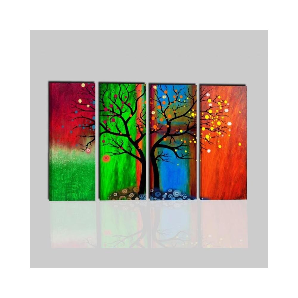 quadri astratti colori vivaci