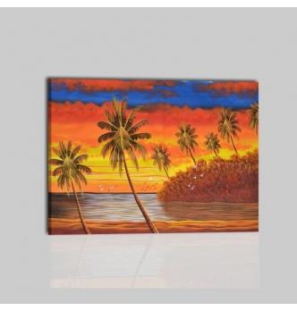 PLAYA 3 - Dipinto paesaggio