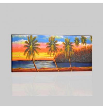 PLAYA 4 - Dipinto paesaggio