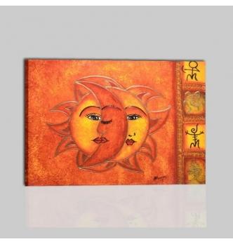 SOLE LUNA - Cuadros sol y luna