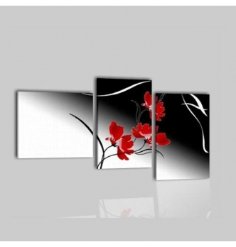 DIMAS - Quadri moderni con fiori