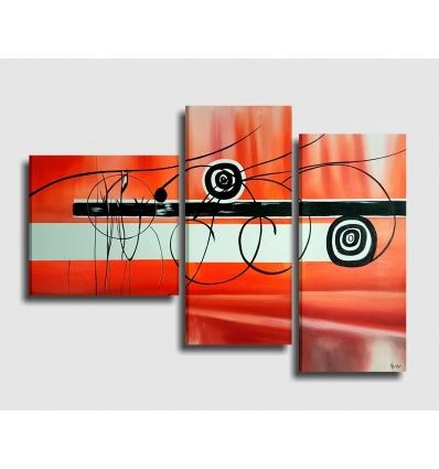 quadro moderno dipinto a mano - DANA 2