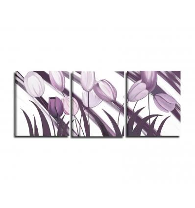 Quadri moderni con fiori - Evelyn