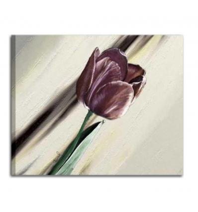 BELLEZZA - Quadro moderno fiore