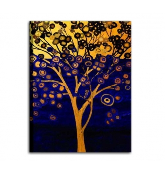 DELEY - Modern painting tree