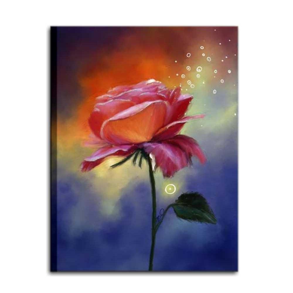 quadri moderni con fiori ginevra