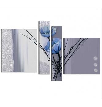 Quadri con fiori - Nilda