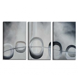 SANDIA 3 - Quadri astratti tecnica olio su tela