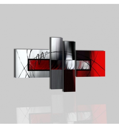 BOLENA - Modern painting geometric