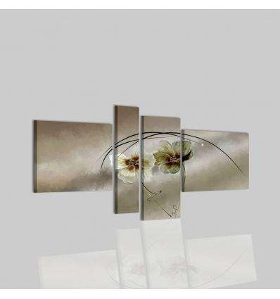 SUPERIOR - Quadri moderni con fiori