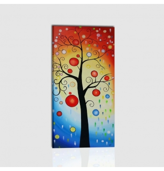 RULIA - Modern painting tree