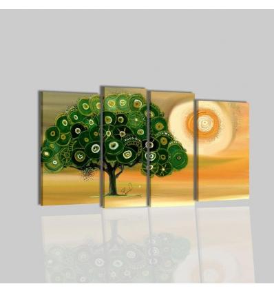 MILADY - Cuadros modernos con arbol