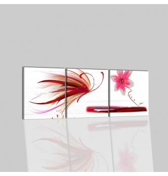 BIRGIT - Pinturas modernas con flores
