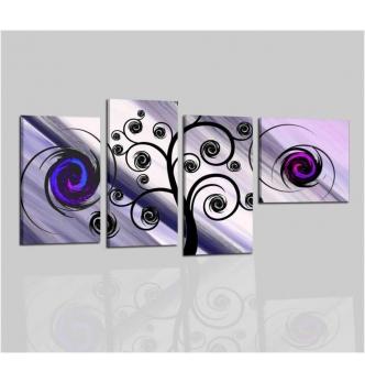 EGON - Cuadros abstractos