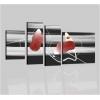 EUNICE - cuadros abstractos con flores
