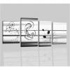 NAVIDAD - Cuadros cabecera de cama glitter y Svarowsky