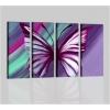 MARIPOSA 6 - Cuadro moderno con mariposa