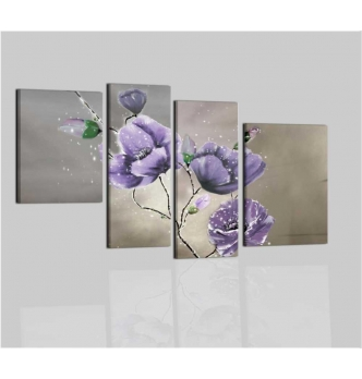 HILDA - Quadri con fiori