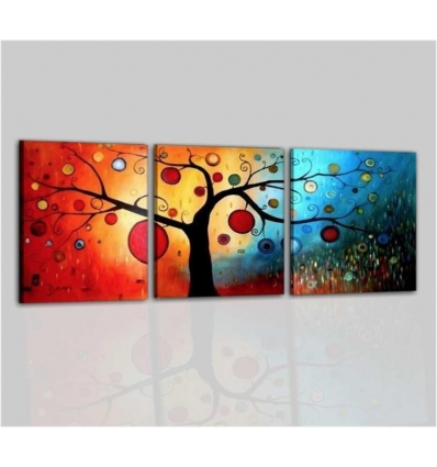 ALBERO DEI SOGNI - Modern painting tree