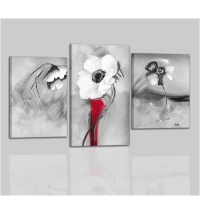 ELBA - Cuadros con flores