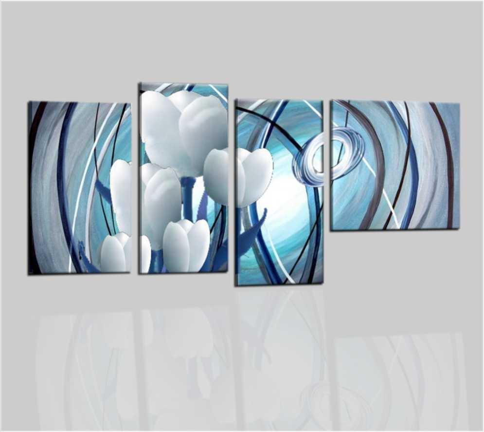 Quadri moderni con fiori serena for Cerco quadri moderni