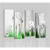 EUSEBIA -Cuadros modernos con flore
