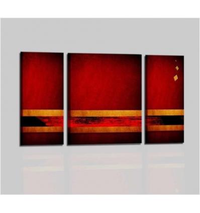 Quadri astratti colorati online pinty for Quadri trittici moderni