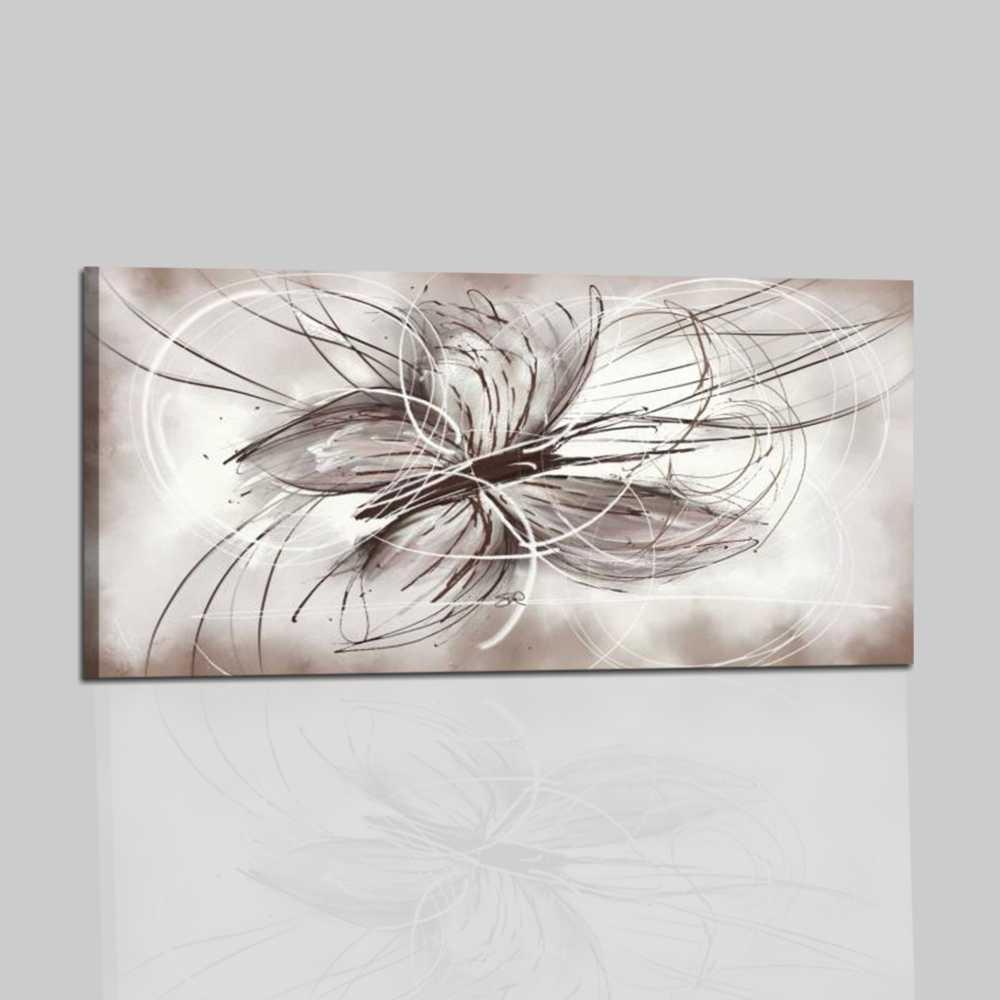 Quadro moderno dipinto a mano con farfalla mariposa 10 for Dipinti moderni bianco e nero