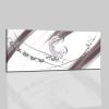 BENEDIT 2 - Quadro capoletto religioso dipinto a mano