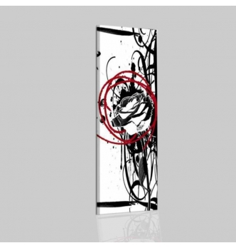 WINK - Modern painting red white black
