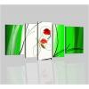 ESADRA - Modern painting green