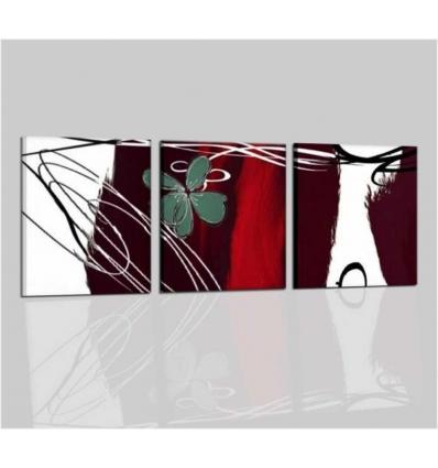 TRICIA - Quadri moderni trittico