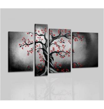 EDNA - Modern painting tree