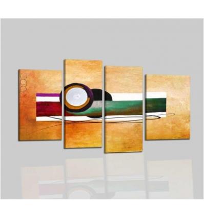 DORCAS - Cuadros modernos pintados a mano