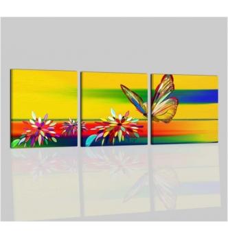 MARIPOSA 3 - Quadri moderni con farfalla