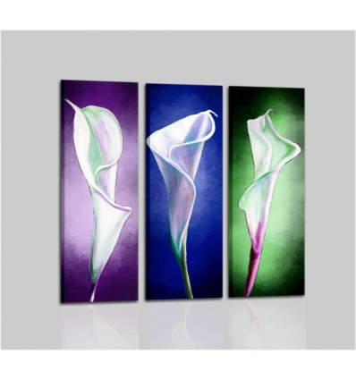 PATRICIA - Modern painting flower