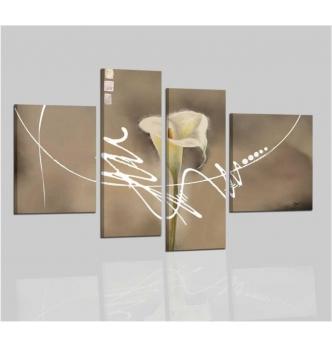 VANDEGA - Modern painting vase