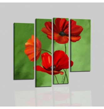 Quadri con fiori - Clemy