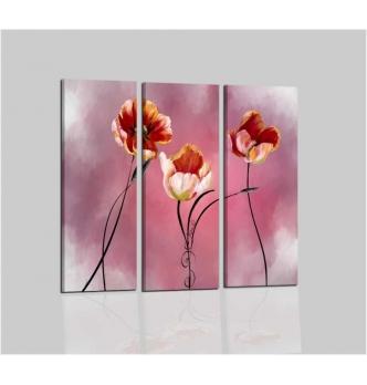 DARINA - Quadro con fiori