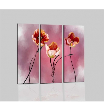 DARINA - Modern painting flowers