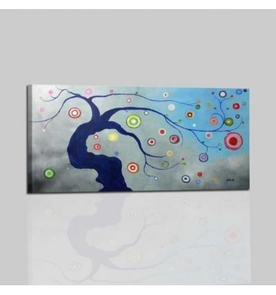 BRIO - Modern painting tree