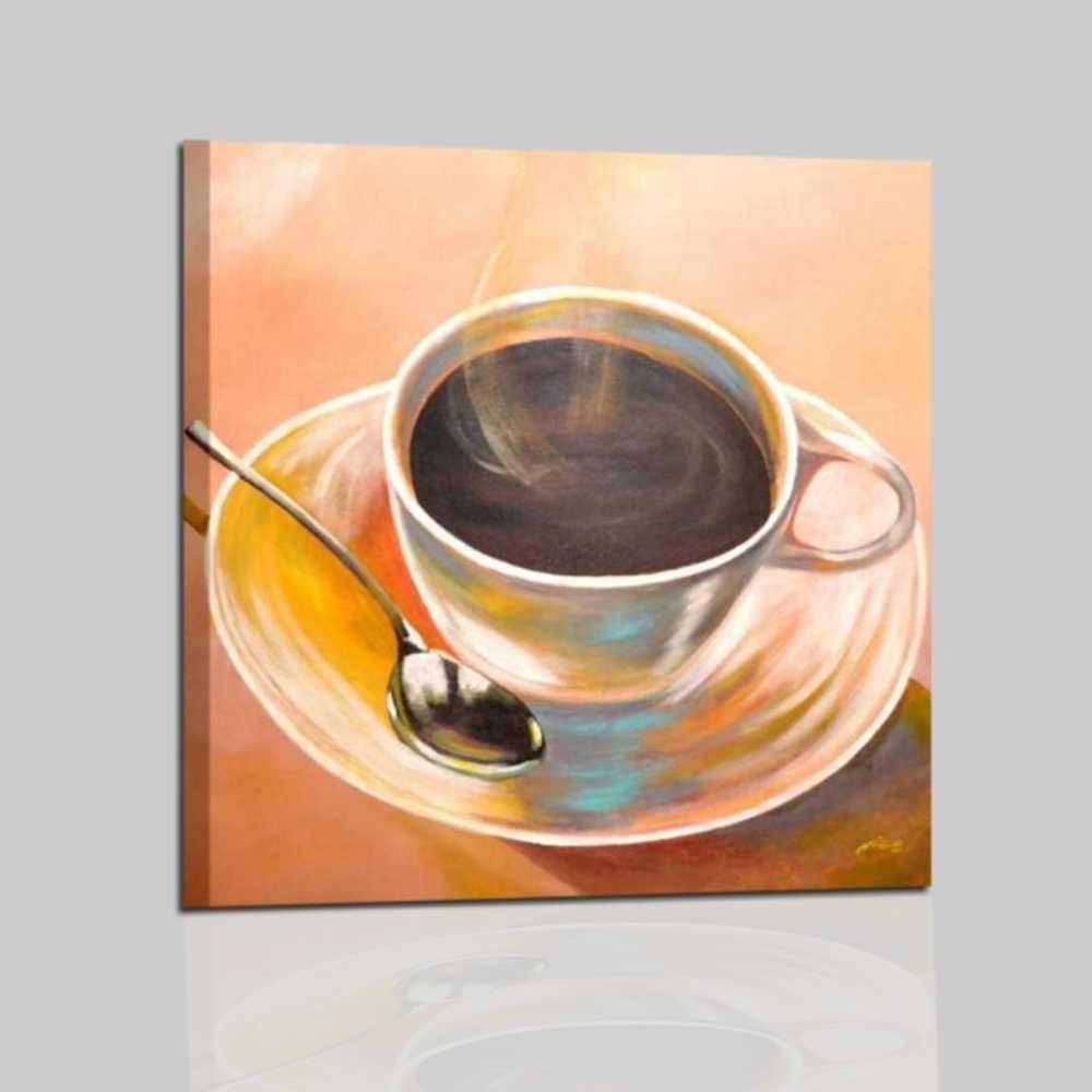 Dipinti moderni caff for Dipinti figurativi moderni