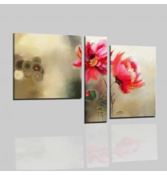 Quadri moderni con fiori - Lavrid
